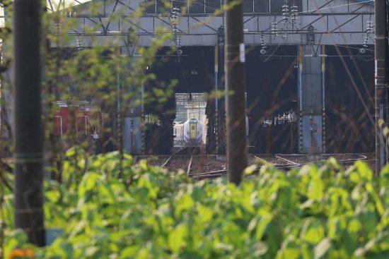 札幌運転所 8番線 スーパーとかち1号