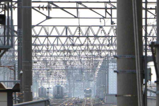 785系 789系 札幌駅