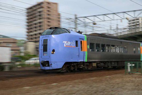 スーパー北斗 キハ261系 ST-1102