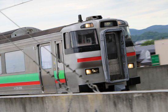 731系 G-102 試運転
