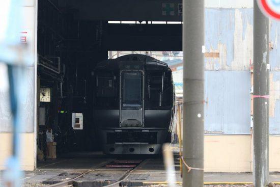 785系 NE-5 札幌運転所