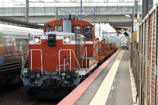 工臨 DE151535 稲積公園駅