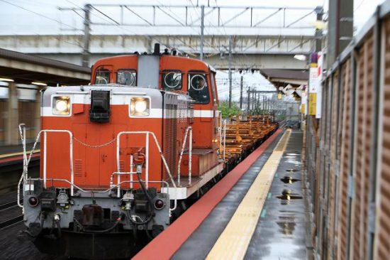 工臨 DE15 1535 チキ 稲積公園駅