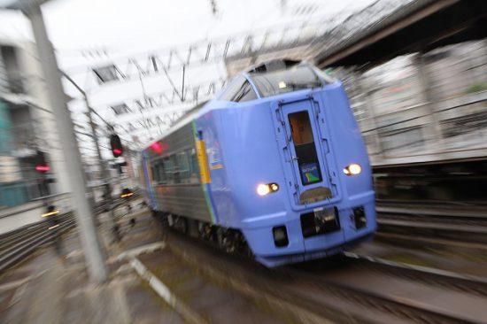 特急スーパー宗谷 札幌駅 キハ261系100番代 SE
