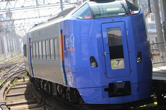 スーパーとかち ST-1207 キハ261系1000番代