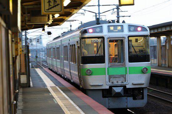 721系 F-1009 稲積公園駅