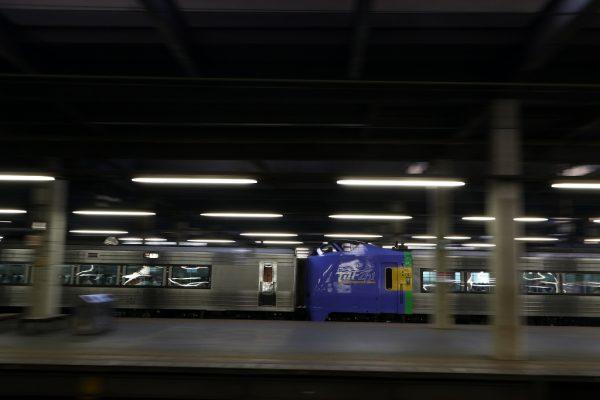 6両 スーパー宗谷 キハ261系100番代 札幌駅
