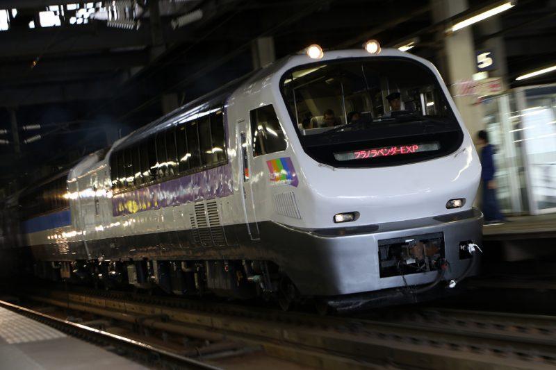 フラノラベンダーエクスプレス 札幌駅