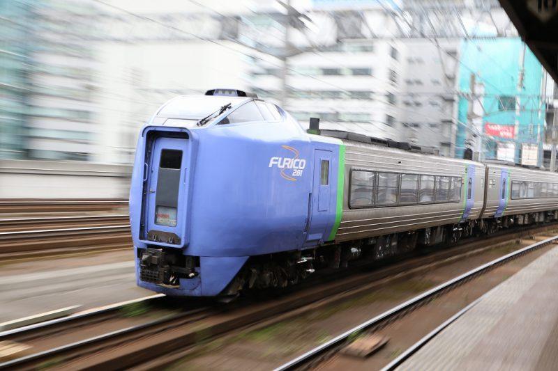 スーパー北斗1号 キハ281系 札幌駅