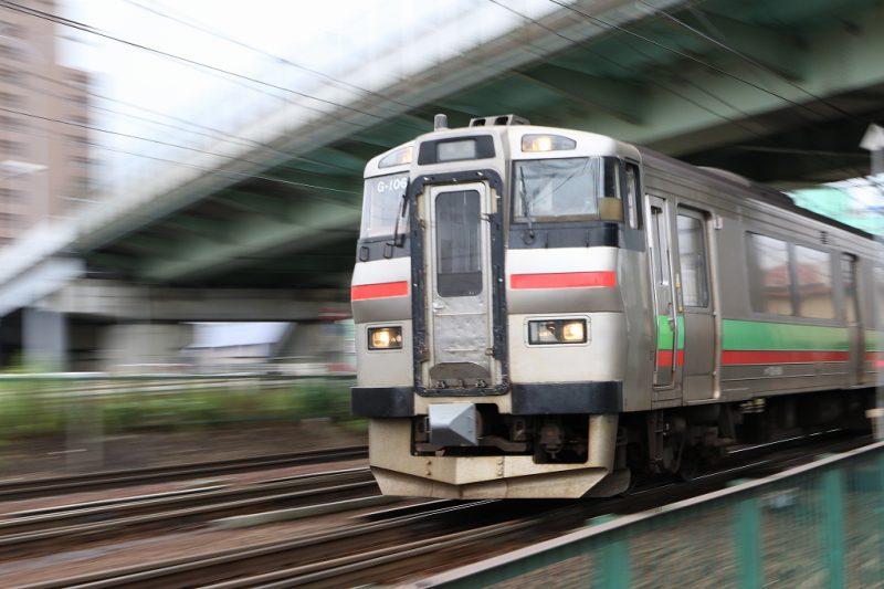 JR北海道 列車 731系G-106