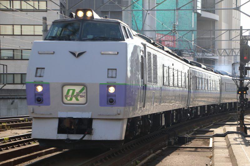 特急オホーツク キハ183系