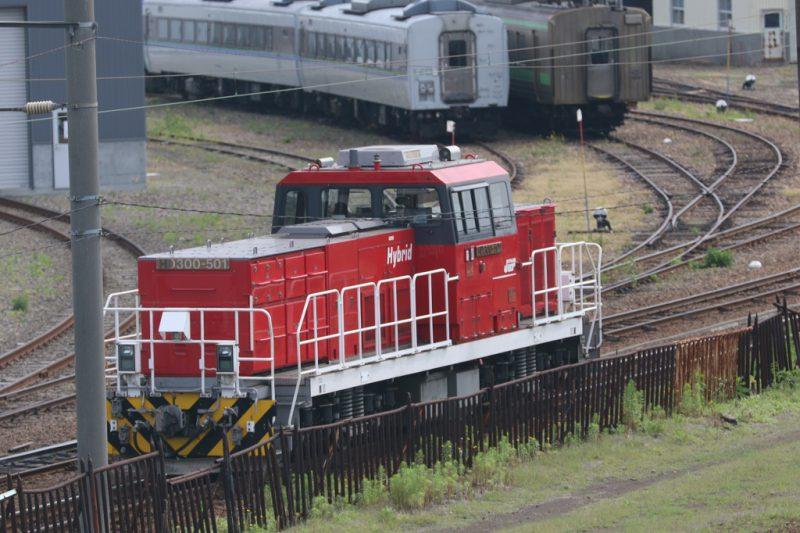 HD300-501 苗穂工場