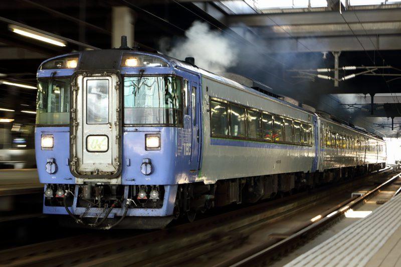 キハ183系 北斗 キハ183-1551