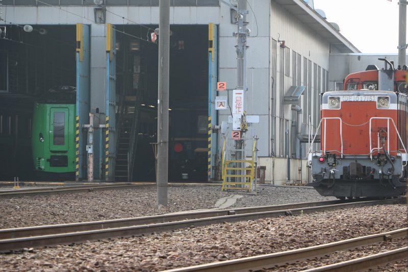 緑789系HE-206 マヤ検 DE101715
