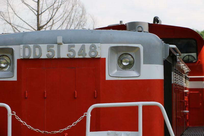 DD51548 クロフォード公園