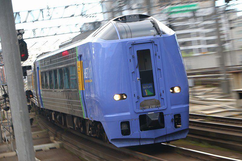 キハ261系100番代 スーパー宗谷