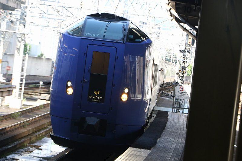 特急北斗6号 キハ261系 代走