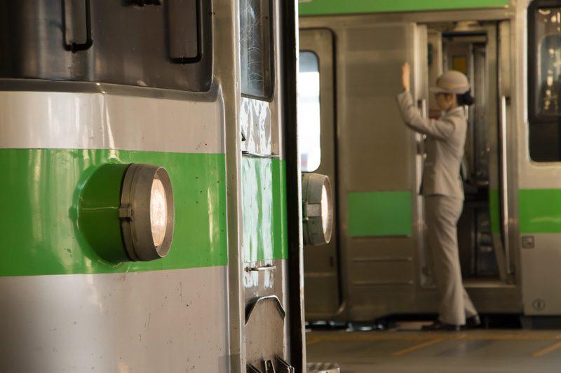 北海道医療大学行き 721系 10番線
