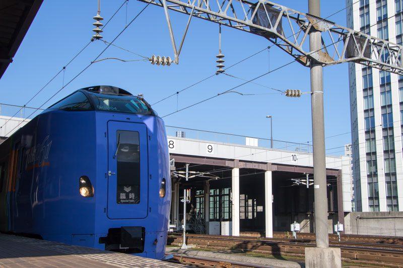キハ261系1000番代 トマム行き臨時特急 SE-1104