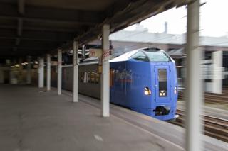 特急オホーツクから北斗6号までの朝の札幌駅-よくわからなくなったので原点回帰?