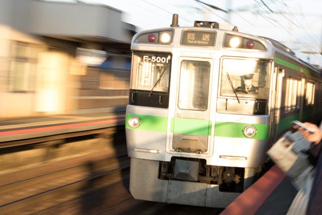 F-5001+F-1009 稲積公園駅