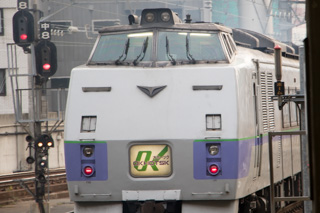 いつもより長く居た朝の札幌駅-学園都市線の観察が面白い