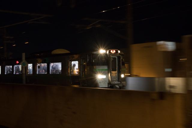 電車 JR北海道 733形 B-108