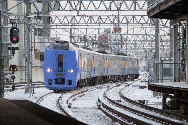 スーパー宗谷1号 キハ261系SE-201