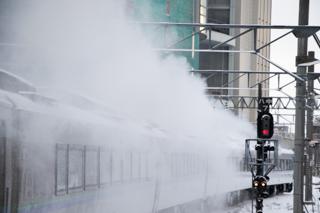 特急オホーツク1号(71D)の編成-2017年2月