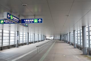 小樽築港駅へ記念入場切符を買いに-足を伸ばし初めて小樽駅へ