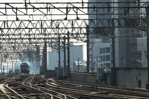 キロ9に頭が3つの宗谷の代走は183系-いつもの時間にない回送列車2つ
