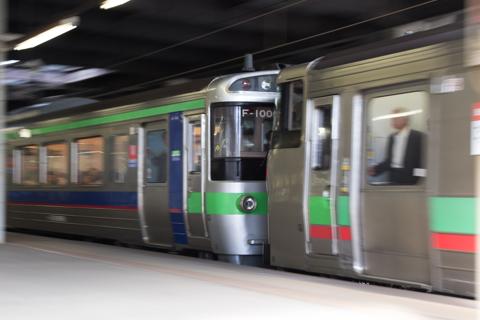 2017.9.14の朝の札幌駅-振り返り